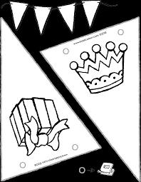 Vlaggen Voor Verjaardag Kiddicolour