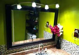 green and brown bathroom color ideas. Lime Green Bathroom Down Load Color Ideas With Mosaic Glass Tiles And Brown