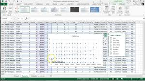 Regression Chart Excel 2013 Excel 2013 Multiple Linear Regression