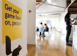 office artwork ideas. office redesign of london creative agency evidently via designtaxi artwork ideas y