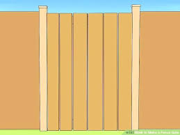 fence gate recipe. Fine Recipe Nether Fence Gate Recipe Do It Yourself Image Titled Make  A Step   To Fence Gate Recipe N