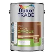 Dulux Opaque Colour Chart Dulux Trade Ultimate Opaque 5l Colour Mixing