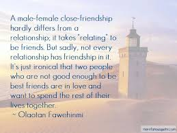 Quotes About Male Friendship Quotes About Male Female Best Friends top 100 Male Female Best 59