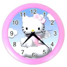 wall clocks for kids wall clock for kids room home decorating trends wall clocks  kids room