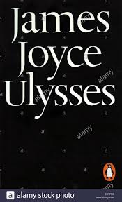 1960s uk ulysses book cover