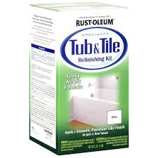 rustoleum bathtub refinishing kit home depot