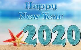 Happy New Year 2020 Wallpaper - New ...