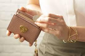 ミニ 財布 プチプラ