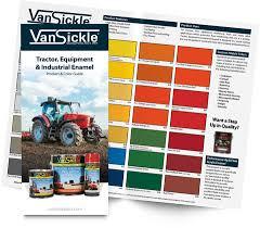Van Sickle Paint Color Chart Bahangit Co