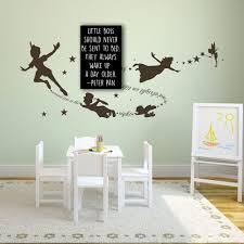 peter pan nursery wall decor peter pan nursery decor canvas wall art paper blast