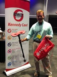 kennedy office supplies. Image May Contain: 1 Person, Smiling Kennedy Office Supplies R
