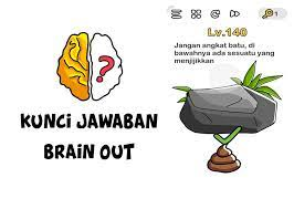 Jun 09, 2021 · jangan lupa cek level selanjutnya di sini : Kunci Jawaban Brain Out Jangan Angkat Batu Di Bawahnya Ada Sesuatu Yang Menjijikan