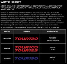 Nippon Ns Pro Modus 3 Tour 105 120 125 130