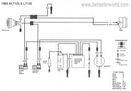 3wheeler world suzuki wiring diagrams wiring diagram for 110cc 4 wheeler at Redcat Atv Wiring Diagram