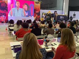 over the weekend cosmopolitan powered by s sa hosted the 2018 cosmopolitan beauty mastercl which took place at crystal court in the mall of africa