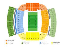 Auburn University Stadium Seating Chart Jordan Hare Stadium Seating Chart And Tickets