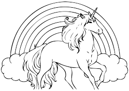 Coloring Pages ~ Printable Unicorn Coloring Pages For Kidsts ...