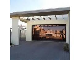 aluminium glass garage doors and gates 1 4