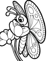 Color Pages Of Butterflies Coloring Page Of Butterfly Free Coloring