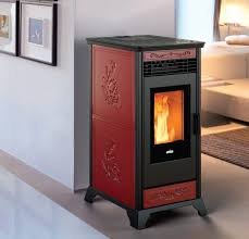 wall mounted pellet stove plan