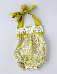 Baby Romper Pattern Free Amazing Free Pattern Boho Baby Romper Sewing