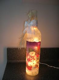 Making Wine Bottle Lights Maison Newton Make A Wine Bottle Light Without Drilling