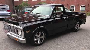 All Chevy chevy c10 short bed : 1972 Chevy C10 Short Bed Hotrod - YouTube