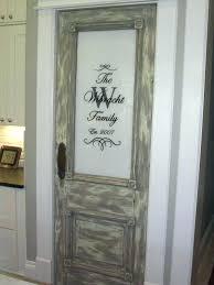 pantry door size pantry door rustic brown frosted glass pantry door in gray corner pantry door