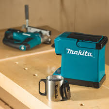 Chulux coffee maker machine,single cup pod coffee brewer with quick brew technology,blue. Makita Dcm501z 18 Volt 12 Volt Lxt Cxt Cordless Coffee Maker Bare T Maxtool