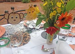 Jungle Theme Decorations Cuuuute Jungle Themed Baby Shower Pics And Where To Get