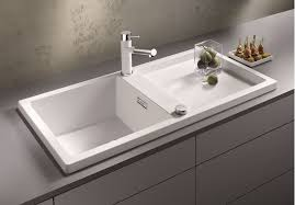 Fireclay Sink Reviews kitchen cozy posite granite sinks for your exciting kitchen 1719 by uwakikaiketsu.us