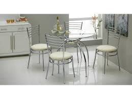 dining room table and chair sets uk. hygiene round shape space saving dining table and chair set uk room sets