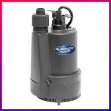 best pumps for a flooded basement get