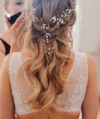 Coiffure De Mariage Cheveux Détachés
