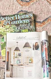 Small Picture How I Got Featured in Better Homes and Gardens Magazine