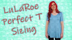 Lularoe Perfect T Sizing New