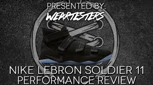 Design Your Own Lebron 11 Nike Lebron Soldier 11 Premium Performance Review