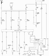 Car wiring very attractive 1983 toyota pickup diagram within with