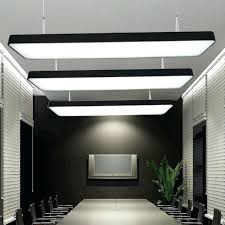 Tube office Led Conference Room Rectangular Hanging Lamp Simple Fashion Ceiling Lamp Mall Office Lighting Hanging Office Fluorescent Lights Office Hanging Tube Light Wikipedia Hanging Office Lights Led Strip Office Chandeliers Conference Room