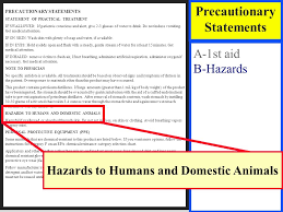 Epa Chemical Resistance Chart Workbook Pages General Standards Manual Pages Ppt Download