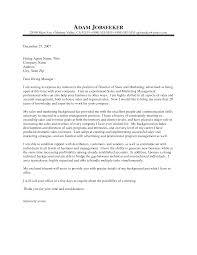 Sales Management Cover Letter 71 Images Doc 650819 Customer