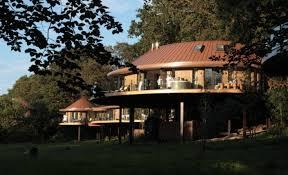 Luxurious tree house Millionaire Blue Forest Blue Forest Design Luxury Treehouse Suites For Chewton Glen Hotel