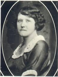 Elna Christine Valentine Alger (Jensen) (1893 - 1928) - Genealogy