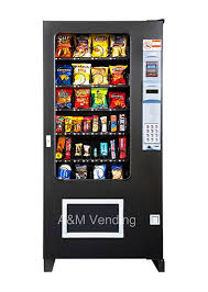 How To Get Food Out Of A Vending Machine Magnificent AMS 48 Snack Food Vending Machine AM Vending Machine Sales