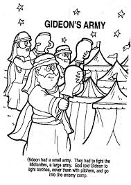bible story colouring pages. Perfect Bible Bible Story Gideon Coloring Pages  Bible Story Coloring Pages Of  And Colouring L