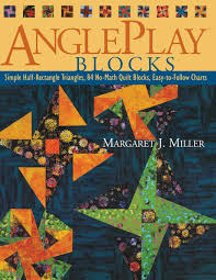 Angleplay Blocks Simple Half Rectangle Triangles 84 No