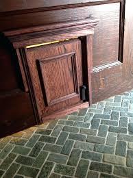 cat door for interior door custom cat door diy cat door for interior door interior door cat door