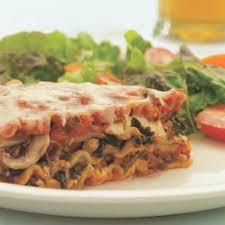 Classic Lasagne Classic Lasagna Recipe Eatingwell