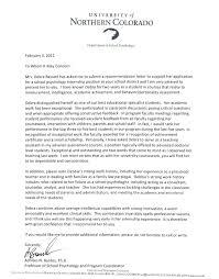 Psychology Internship Cover Letter Samples School Psychology Internship Cover Letter Insaat Mcpgroup Co