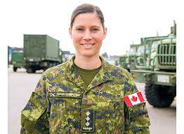 the canadian army be deplo